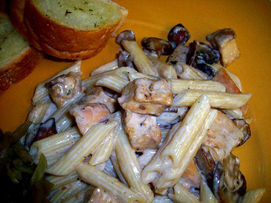 Grady's Grilled Chicken Pasta