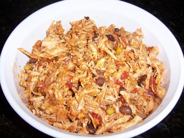 Becky's Chicken Tacos