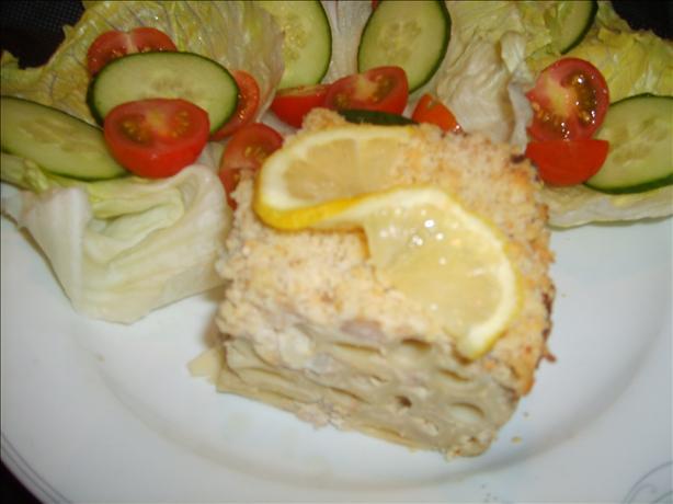 Classic Tuna Mornay