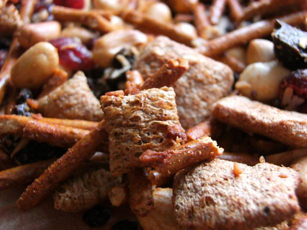 Texas Cowpoke Trail Mix