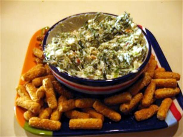 Spinach Dip II