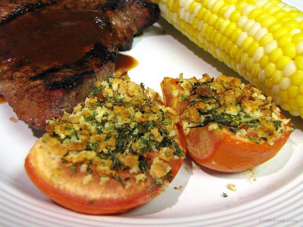 Tomatoes a La Provencale