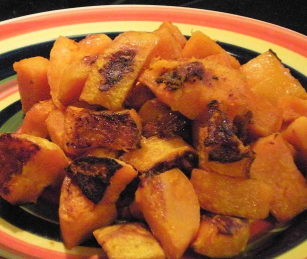 Caramelized Butternut Squash Gems