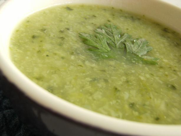 Cabbage and Potato Soup (Caldo Verde)