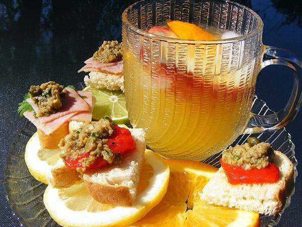 Citrus Sangria (Non Alcoholic)