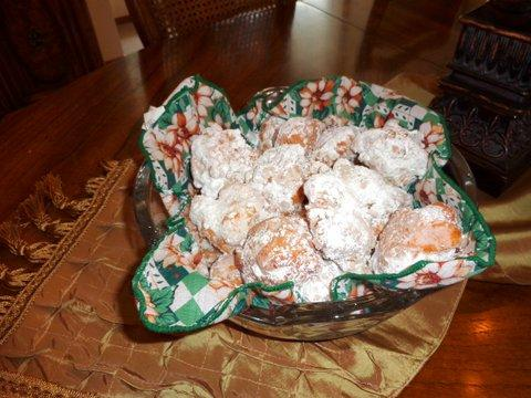 Applewood Farmhouse Apple Fritters