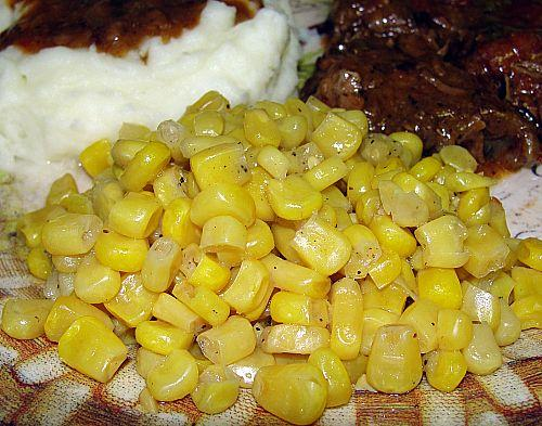 Bird's Easy Sweet Corn