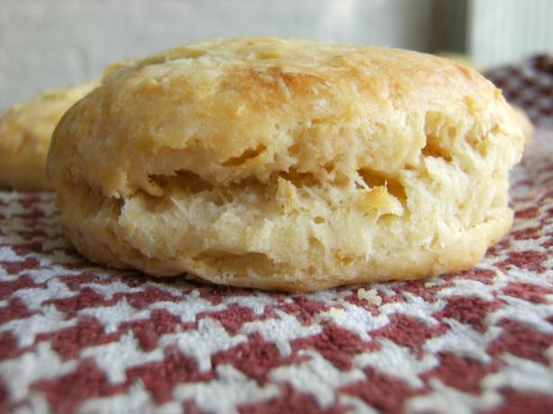 Crunchy yet Moist Scones