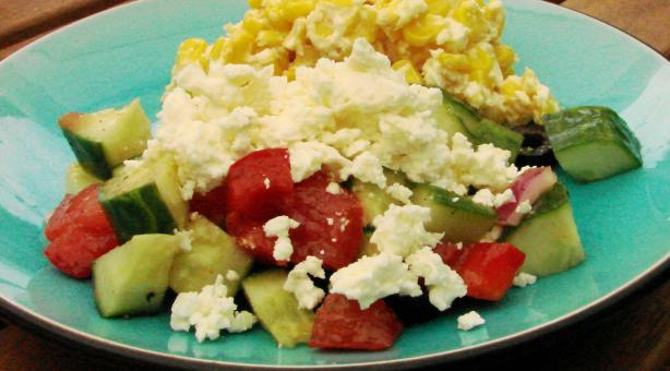Shepherd's Salad (Turkey)
