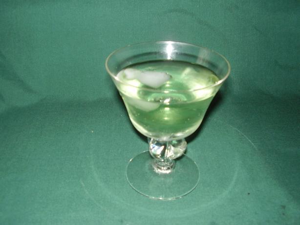 Black Jack Martini