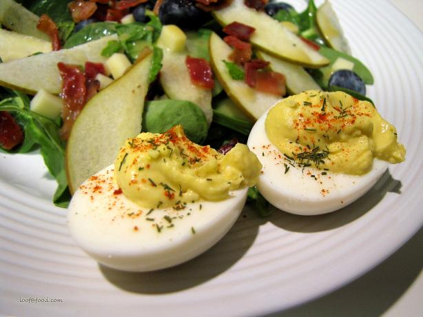 Heavenly Deviled Eggs