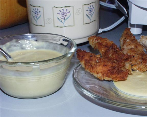 Homemade Honey Mustard