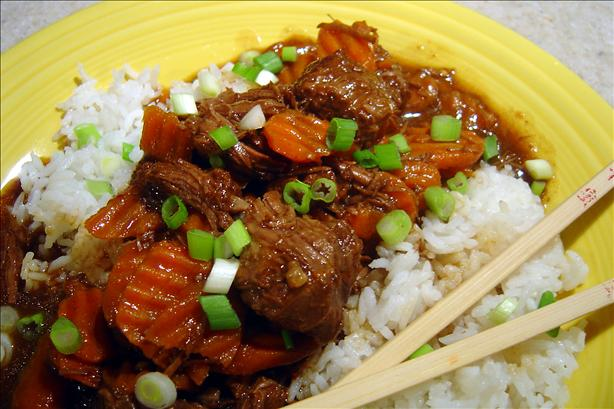 Red Beef Stew