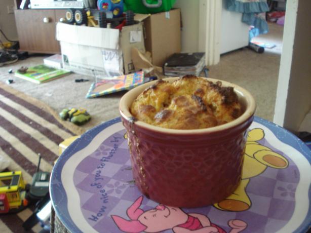 Cheese Souffle - Savoury
