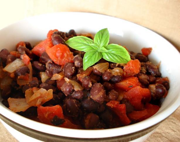 Basic Black Beans