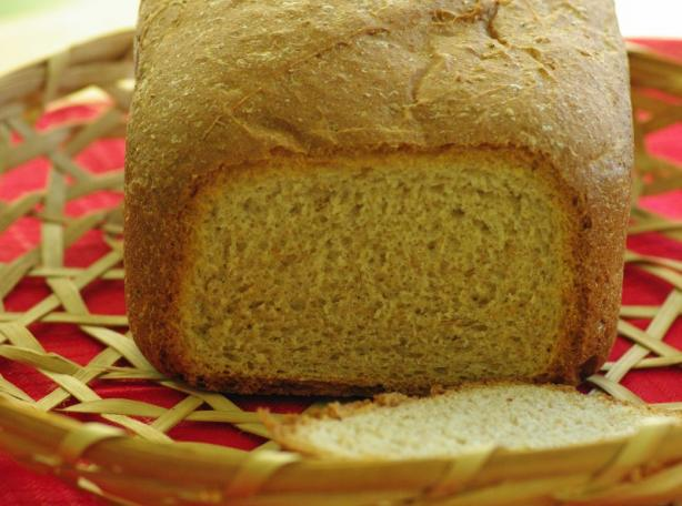Good 100% Whole Wheat Bread