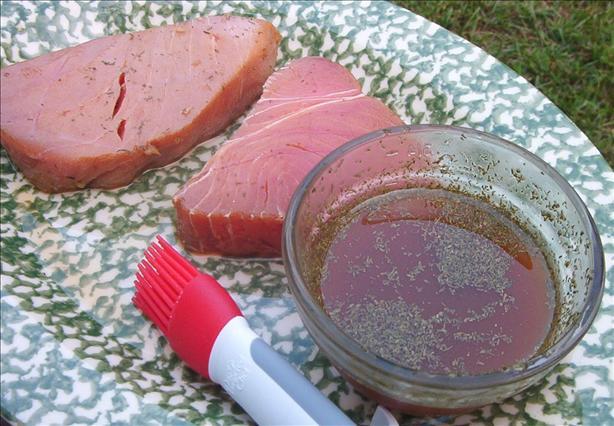 Tuna Steak Marinade