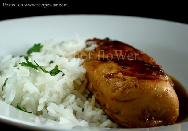 Honey-Dijon Chicken