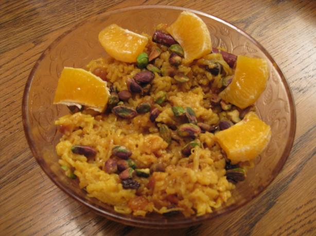 Nutty Egyptian-Style Rice