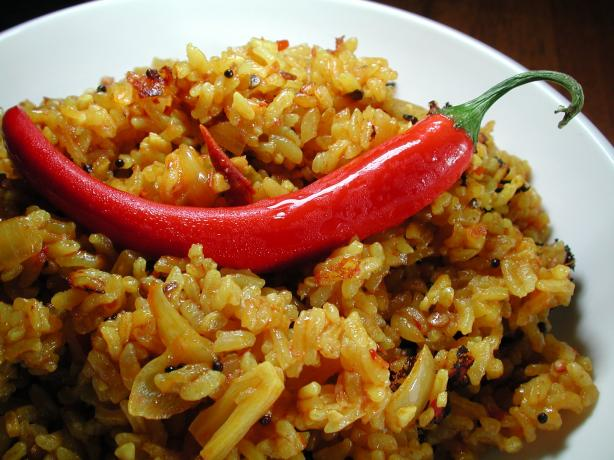 Authentic Mexican - Arroz Roja