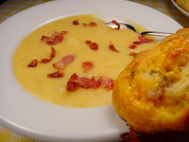 Swiss Potato Soup