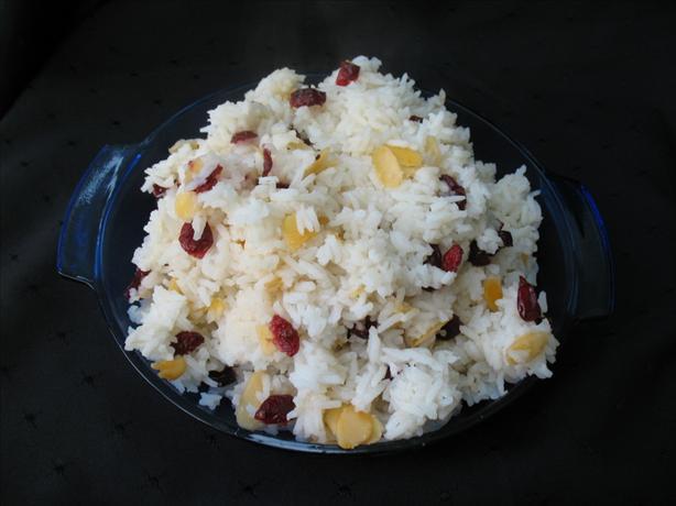 Deluxe Rice Amandine