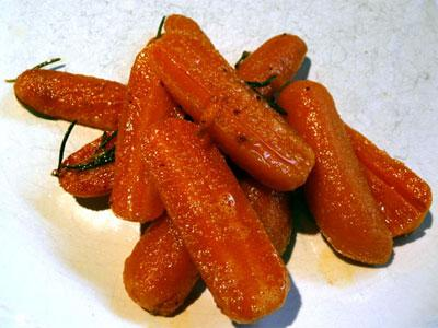 Sherri's Herbed Carrots