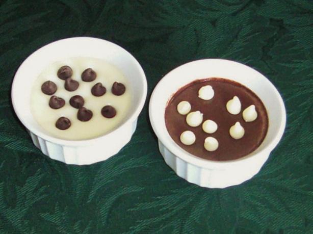 White Chocolate Custard