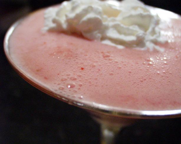 Strawberry Lemon Smoothie