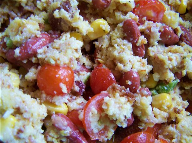 Hoot's Cornbread Salad