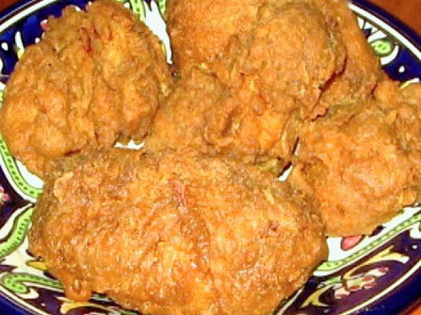Popeyes Bonafide Mild Chicken (Copycat)