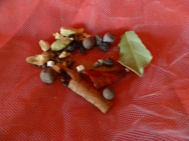 Pickling Spice Pick List
