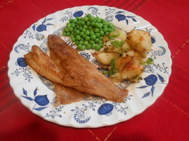 Dijon/Soy Fish Marinade