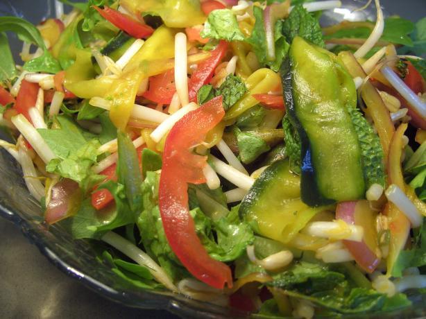 Pickled Cucumber Salad (Dan's Recipe)