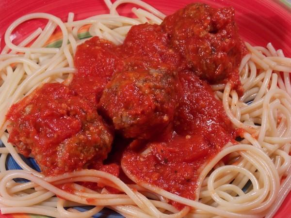 Mom's Famous Meatballs