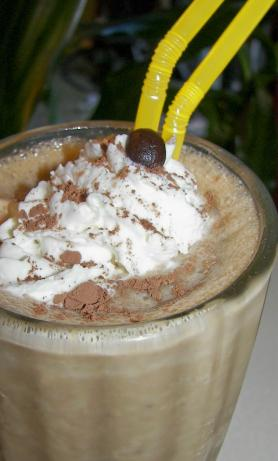 Iced Coffee Chocolate Cooler