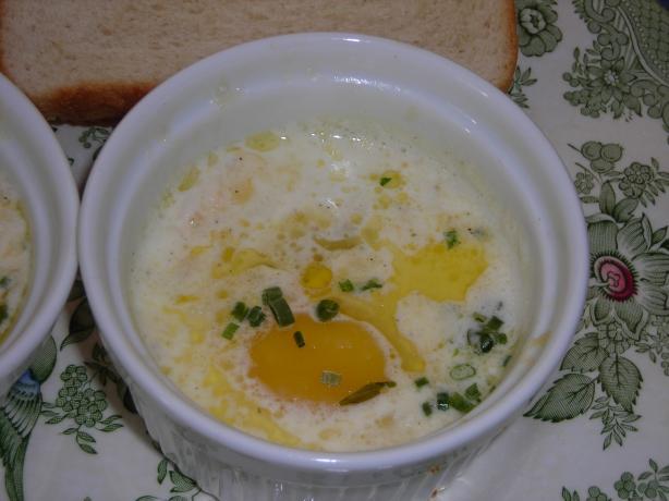 Cocotte Eggs