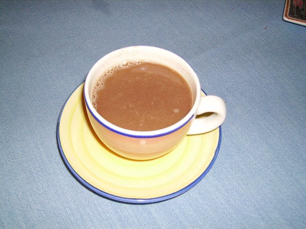 Raw Hot Chocolate - Ultra Healthy Believe It or Not !!