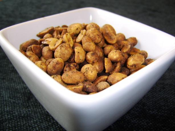 Pesto Chili Peanuts