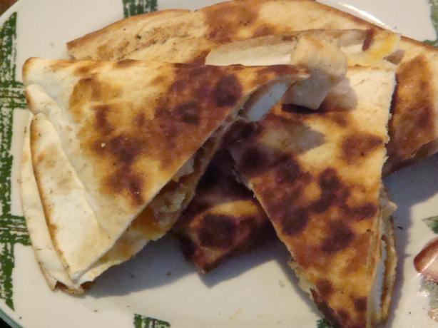 Chicken Quesadilla Base