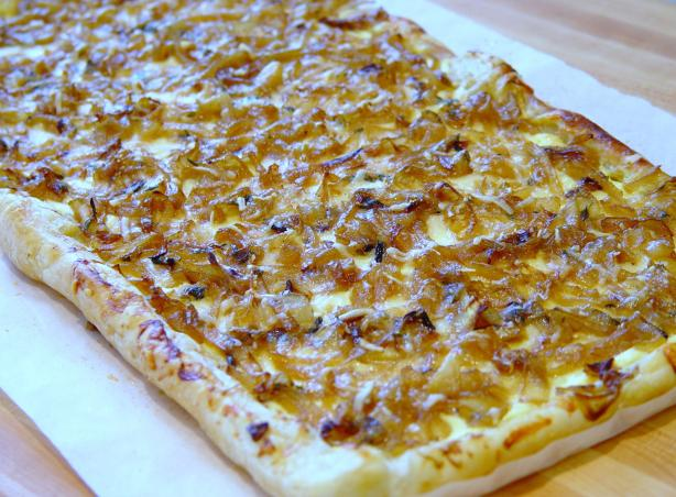 Caramelized French Onion Tart
