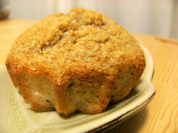 Golden Crust Applesauce Cornbread