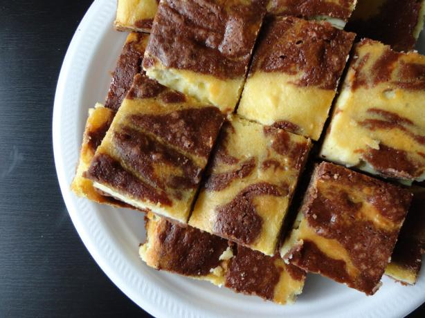 Sinful Cheesecake Brownies