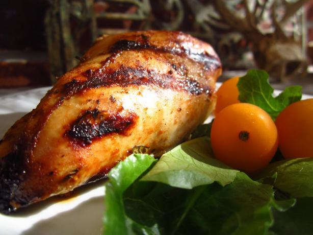 Marinade for BBQ Chicken