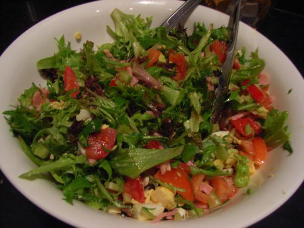 Nif's Light and Lean Chef's Salad