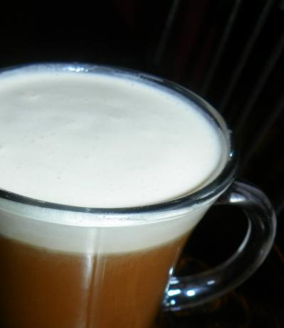 Hot Brandied Coffee Royale