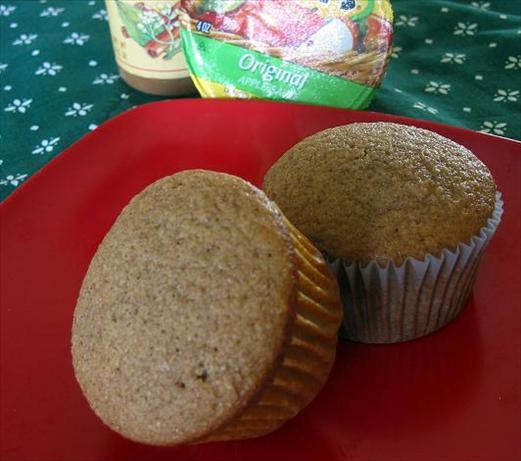 Delightful Apple Spice Mini Muffins