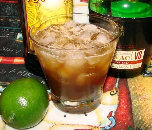 Kahlua French Cocktail