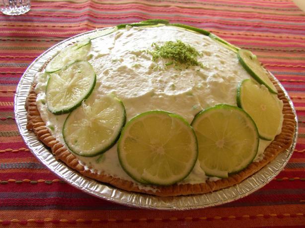 Americana Key Lime Pie