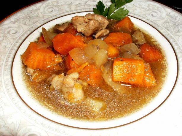 Autumn Harvest Stew